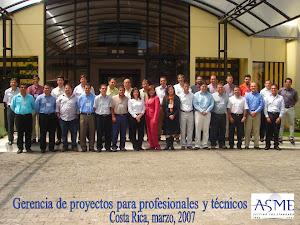 SAN JOSÉ, COSTA RICA, MARZO 2007