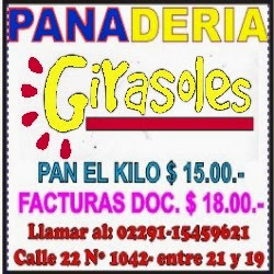 PANADERÍA GIRASOLES