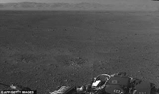 foto-foto planet mars