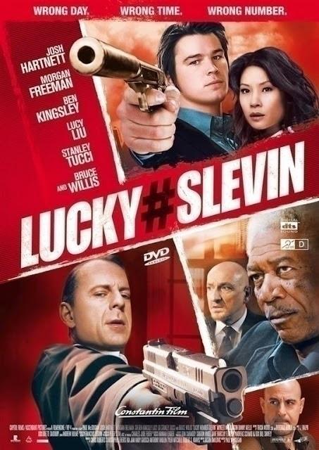 LUCKY NUMBER SLEVIN สเลวิ่น มือใหม่หัดเก็บ HD มาสเตอร์ พากย์ไทย