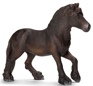 Schleich Fell Pony Mare (13740)