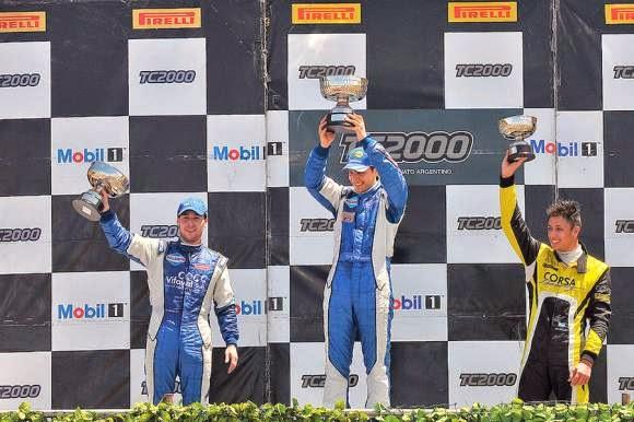 TC2000: Della Motta salió campeón