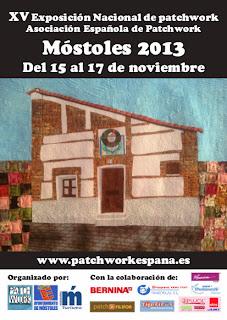 XV Exposición Nacional de Parchwork
