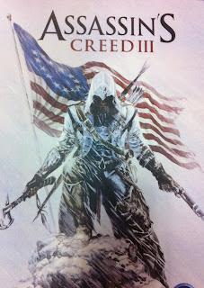 artwork assassin's creed 3