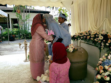 21 Wedding Photo  Anak Kak Zainon & Abang Ezanee