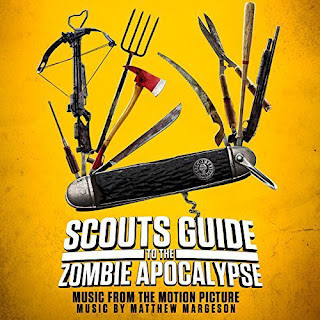 Scouts Guide to the Zombie Apocalypse Soundtrack by Matthew Margeson