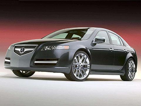 2003 Acura on 2003 Acura Tl Aspec Concept