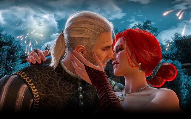 witcher 3 romance