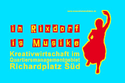 In Rixdorf is Musike
