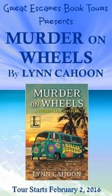 Lynn Cahoon on tour