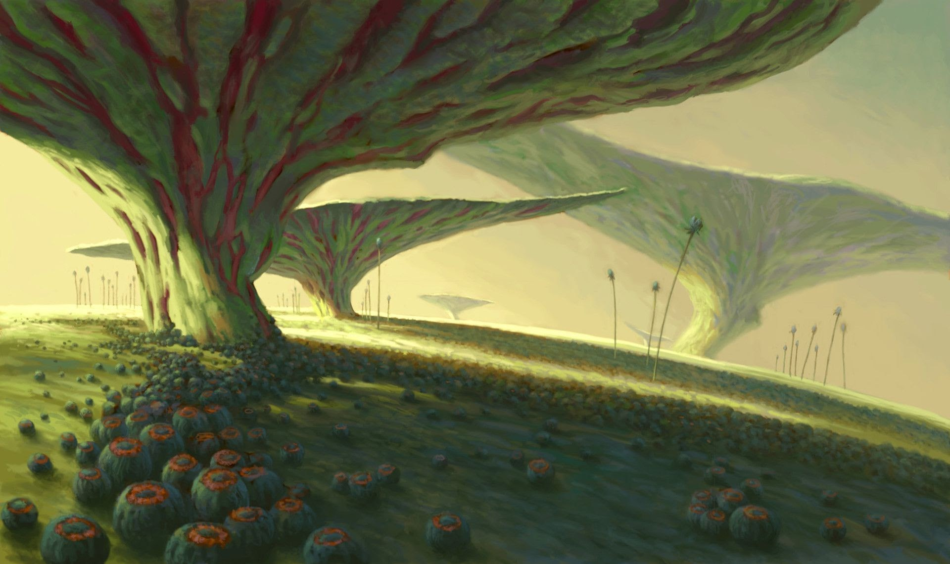 Christophe Vacher Treasure Planet