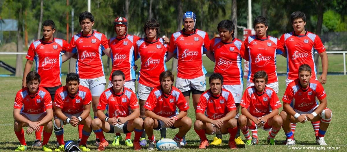 Seleccionado M-18 de la Unión Santiagueña de Rugby