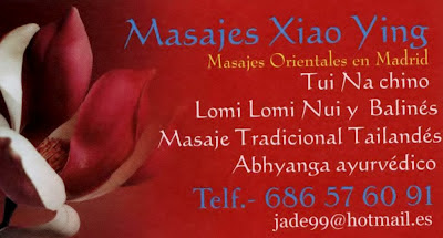massage Madrid