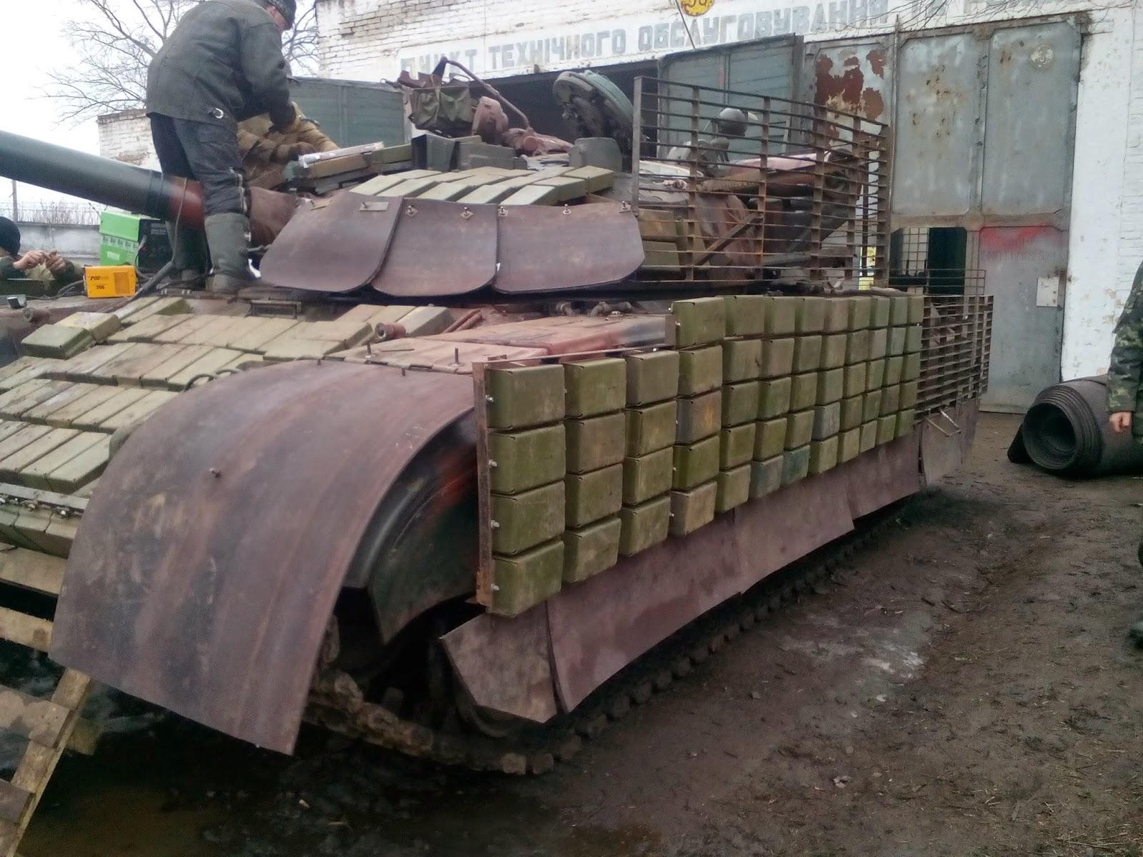 Sobre los T-64 y su desempeño en Ucrania 343500_original