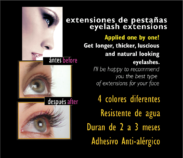 Living Life In Costa Rica Blog Eyelash Extensions Eyelash Tinting