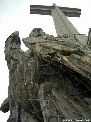 Santa Cruz del Valle de los Caídos en Madrid