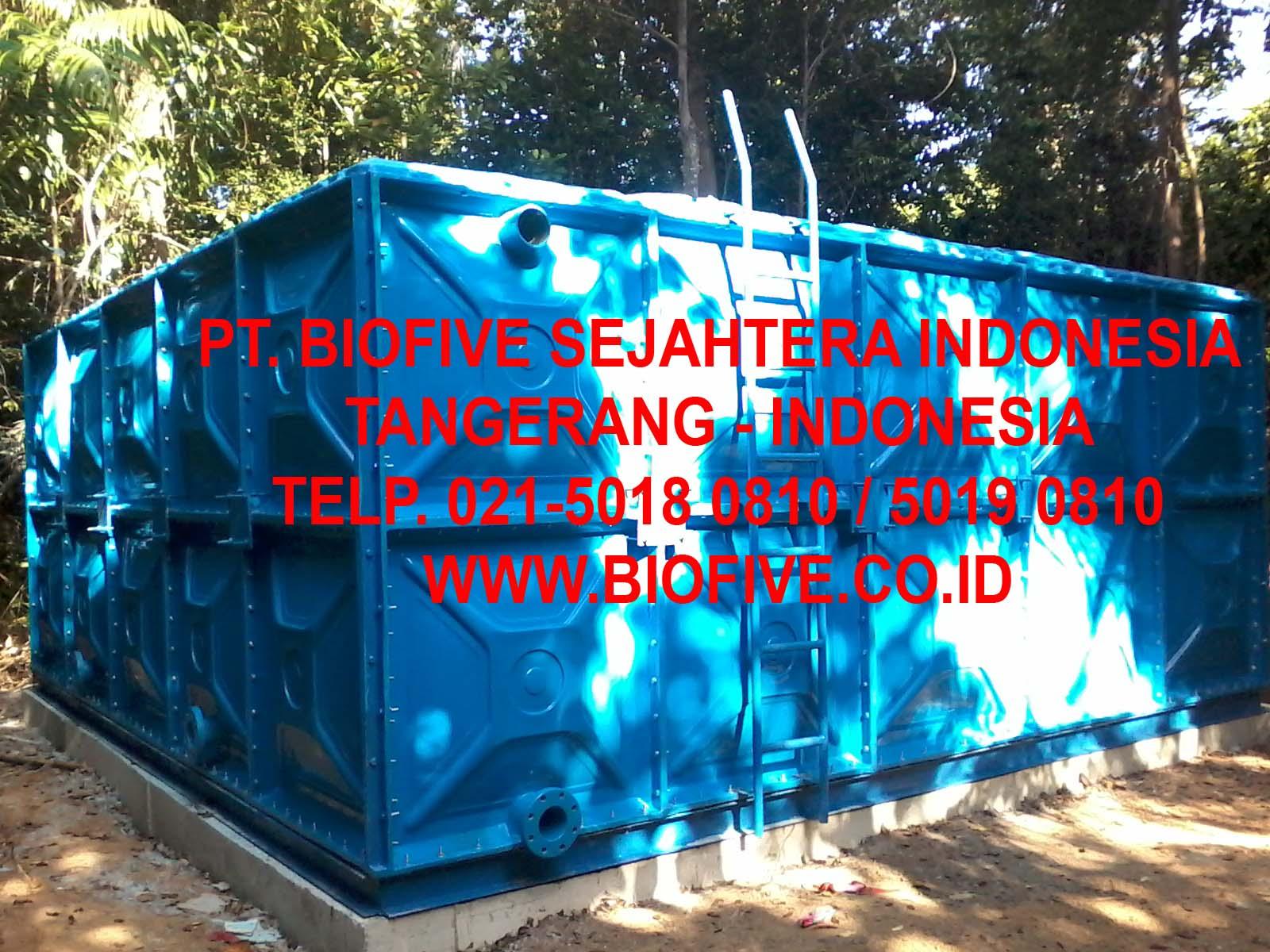 Tangki Panel Biofive ( Roof Tank )