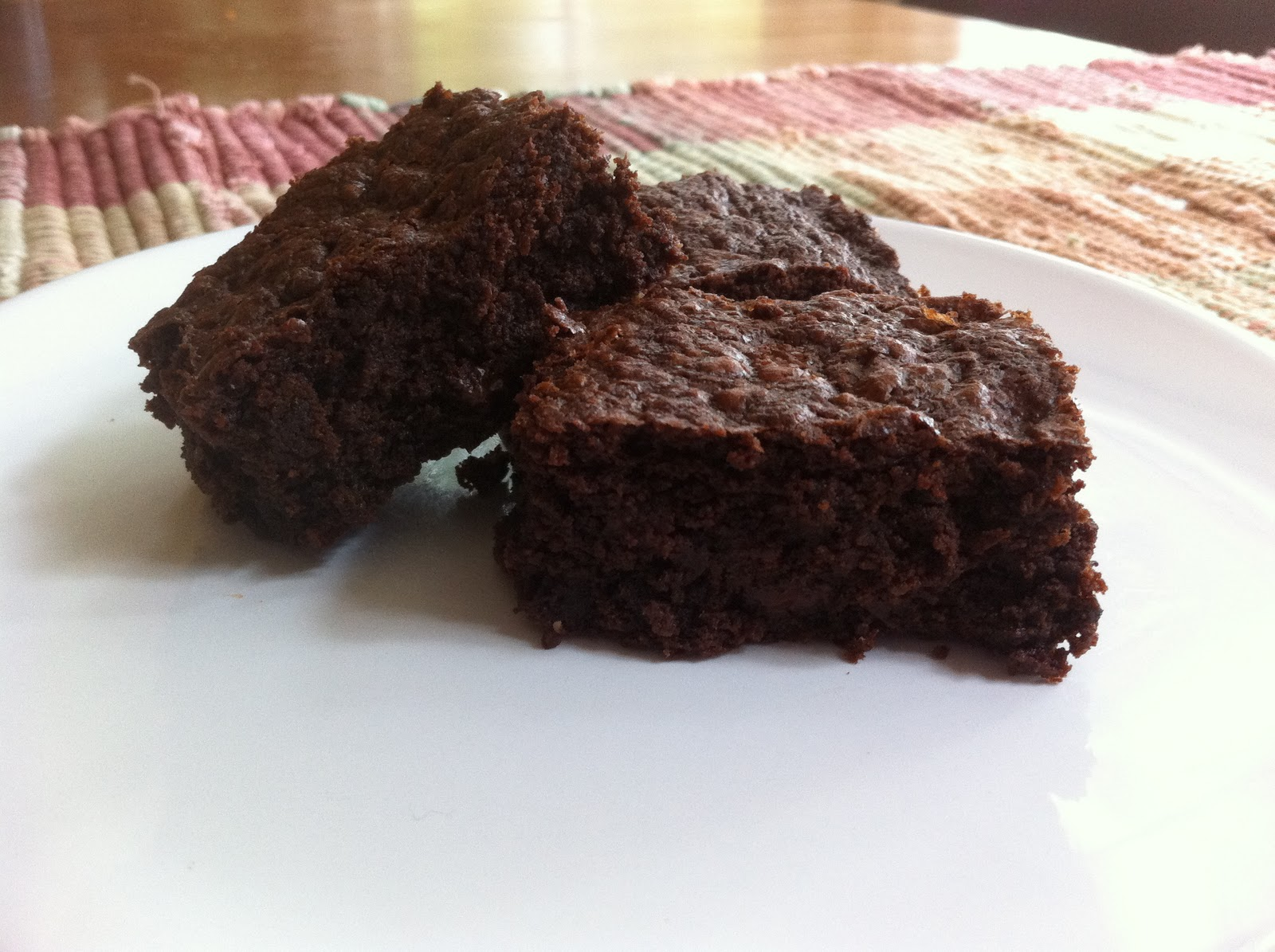 7-Day Menu: Outrageous Brownies