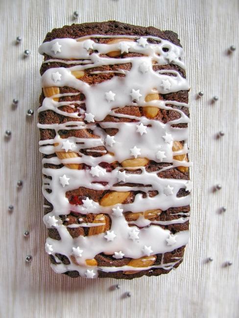 Mincemeat loaf cake