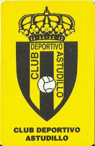 Escudo del C.D. Astudillo