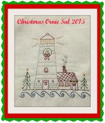 Christmas Ornie SAL