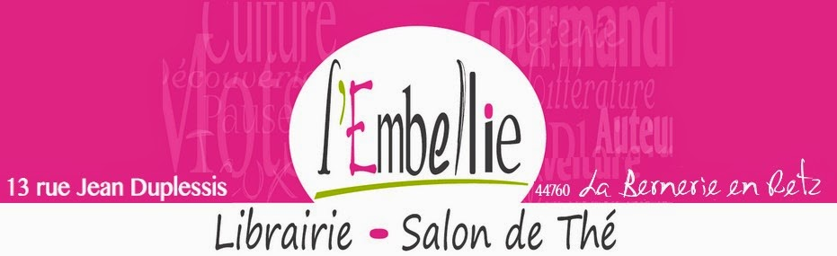 L'Embellie : Librairie - Salon de Thé