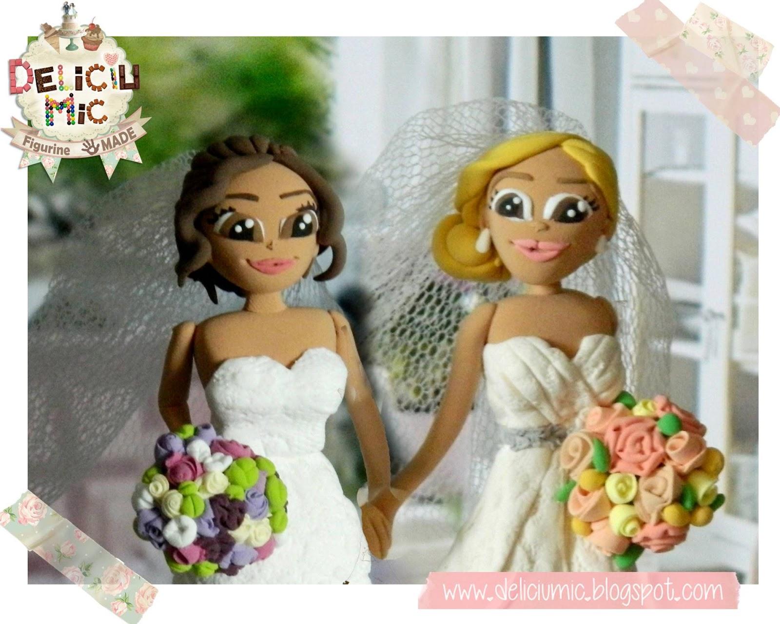 figurine de tort lesbiene