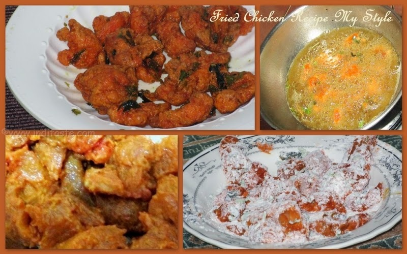 How to make Fried Chicken My Style