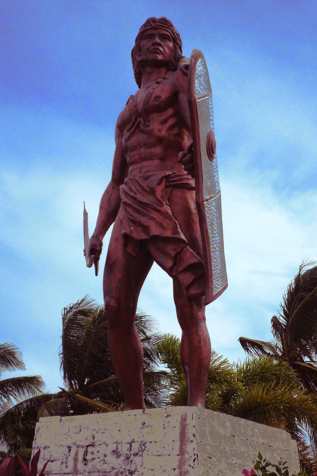 Lapu-Lapu Shrine, Cebu