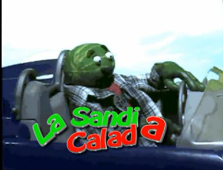 """LA SANDIA CALADA"" Temporada 2012."