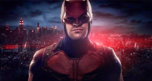 Traje Rojo Daredevil Netflix