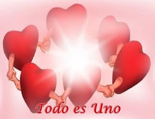 En el Amor, todos SOMOS UNO.
