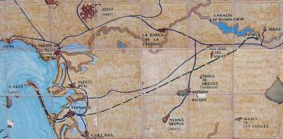 mapa acueducto tempul