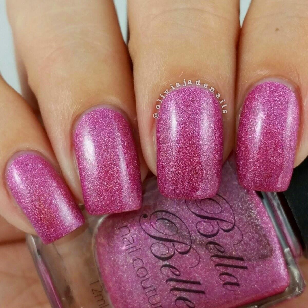 Olivia Jade Nails: Bella Belle Nail Couture Bridal Collection ...