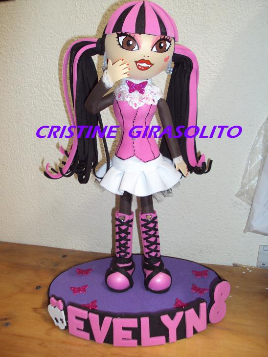 DRACULAURA DE MONSTER HIGH