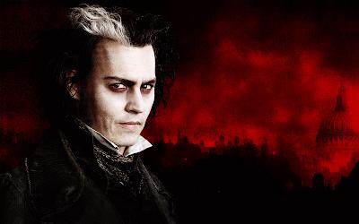 HD Johnny Depp Desktop Wallpaper - Sweeney  Todd Movies Wallpapers