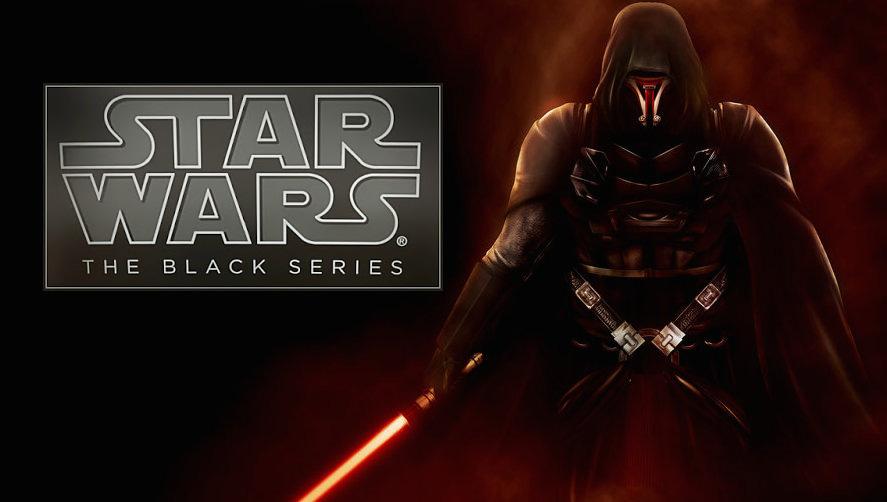 SDCC 2015 Hasbro Announces 6 Inch Black Series Fan Poll Winner DARTH REVAN Plus A Bonus