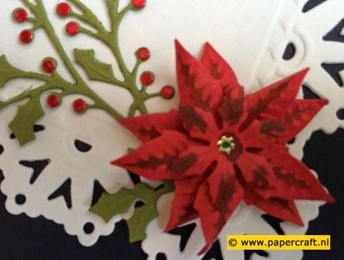 Kerstster van Leane Creatief