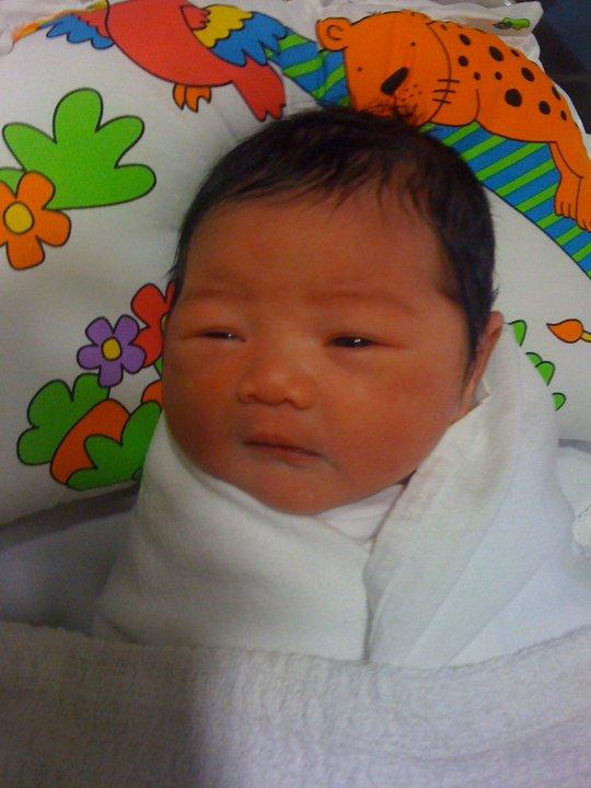 Newborn Ayaana