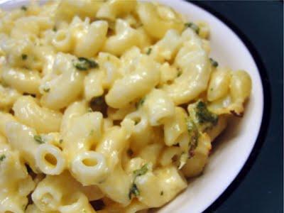 The Pursuit Of Happiness Hidden Cauliflower Mac Cheese