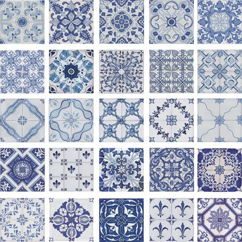 Arquitetura design de interiores dani martins azulejo for Carrelage mural azulejos
