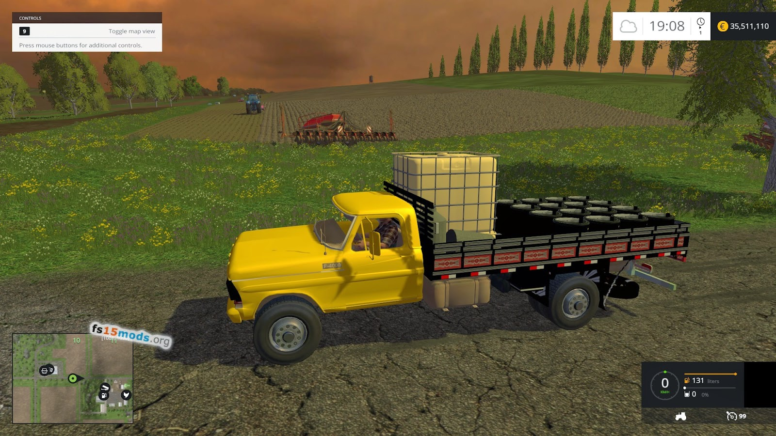 Ford Farming Simulator 2015 Farming Simulator 2015