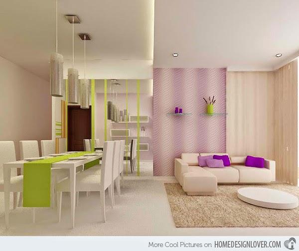 menata ruang tamu minimalis kecil dan sempit model