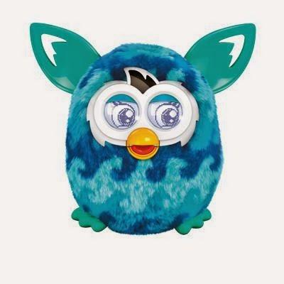 novità Furby Boom 2014 App interattiva Natale Hasbro costo caratteristiche giocattolo