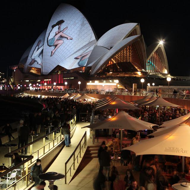 vivid sydney festival 2012 sydney opera house