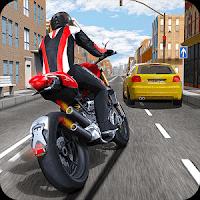Race the Traffic Moto v1.0.15 Mod Apk (Mega Mod) 2