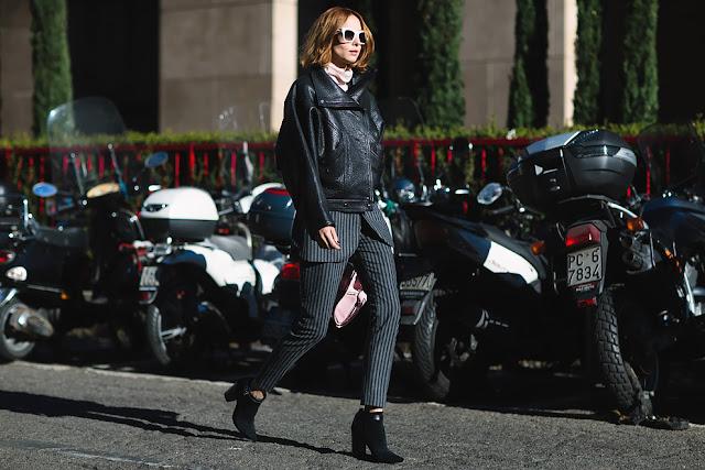 Menswear FW16 Milan Street Style