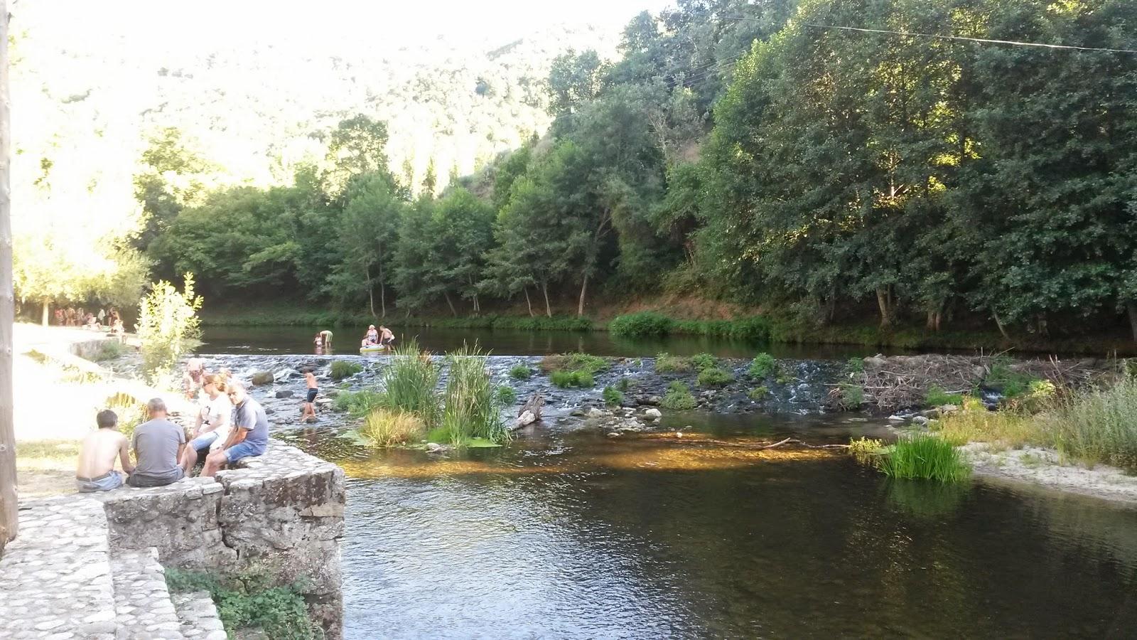 Río Cuerpo de Hombre, declarado Reserva de la Biosfera