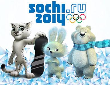 Propuestas Mascotas Sochi 2014 Fusión Digital VE