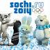 Propuestas Mascotas Sochi 2014
